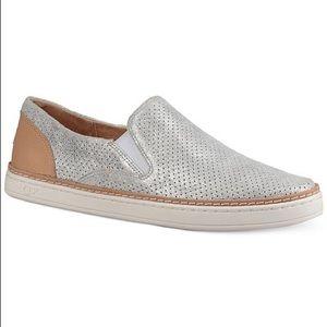 UGG Adley Perf Stardust Sneaker